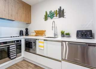 New Apartment in the City Centre -  Air-conditioned and Fully Equipped with Free Parking